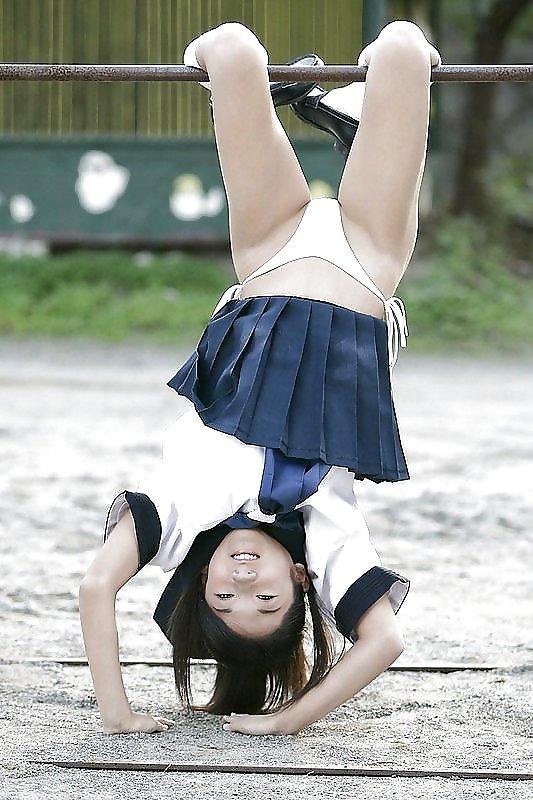 Japanese rim job