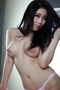 The Beauty of Asian Nice Tits