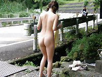 Japanese amateur outdoor 163